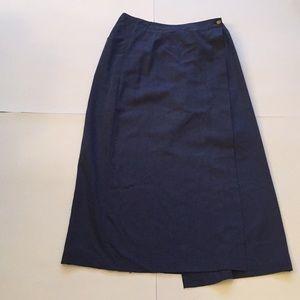 REI Wraparound Maxi Skirt